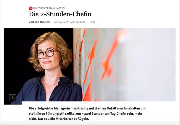 Artikel von Georg Meck in der FAZ (paywall)