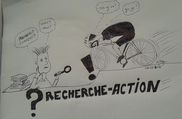 recherche-action ESS