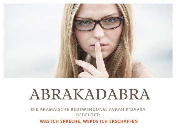 Hypnoseausbildung, Hypnose lernen, Hypnotiseur werden, Abrakadabra, Hypnoseausbildung Freiburg