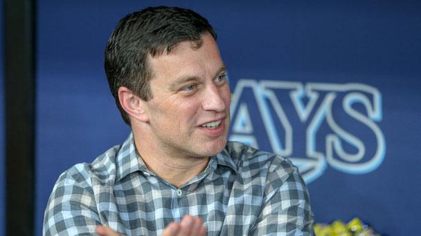 Andrew Friedman è stato Direttore Generale dei Rays ed ora è President of Baseball Operations dei Dodgers