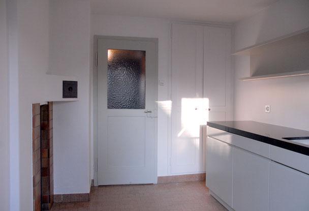Architekturbüro Silke Hopf Wirth & Toni Wirth Architekten ETH HTL SIA Winterthur, 2010 Umbau und Sanierung Reiheneinfamilienhaus  in Winterthur Privat