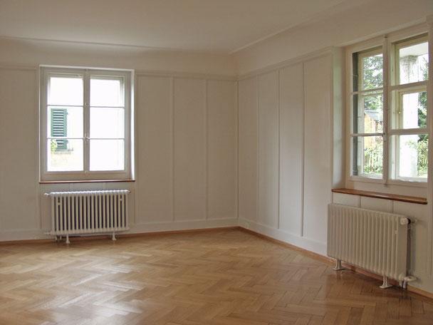 Architekturbüro Silke Hopf Wirth & Toni Wirth Architekten ETH HTL SIA Winterthur, 2002 Umbau Einfamilienhaus in Zürich  Privat