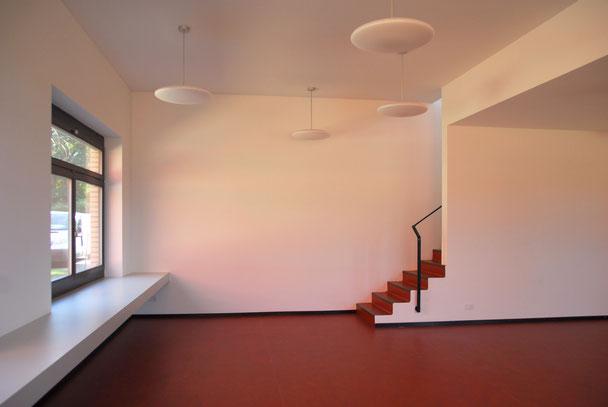 Hopf & Wirth Architekten ETH HTL SIA Winterthur: Kindergarten Talwiesen Winterthur, Umbau / Umnutzung
