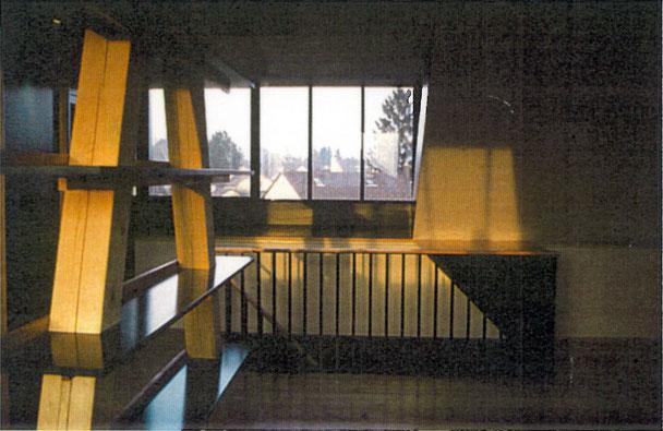 Architekturbüro Silke Hopf Wirth & Toni Wirth Architekten ETH HTL SIA Winterthur, 1995 / 2004 / 2014  Umbau Wohnhaus in Wallisellen Privat