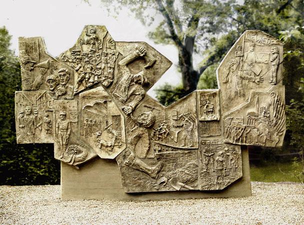 Denkmal in Rieseberg