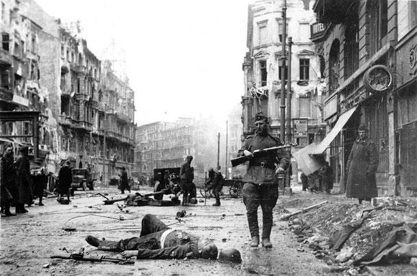 Den Røde Hær mistede 80.000 soldater i kampen om Berlin