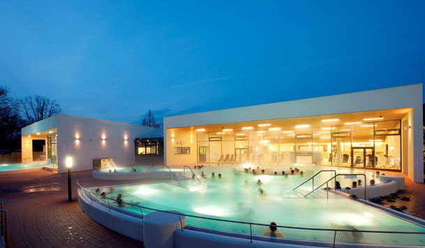 Parktherme Bad Radkersburg, Quellbecken