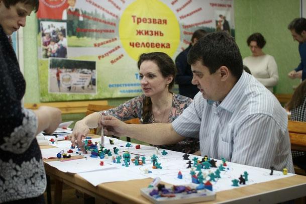 Курс-исследование в славном городе Тюмень.
