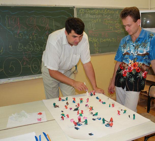 Курс-исследование в славном городе Владивостоке.