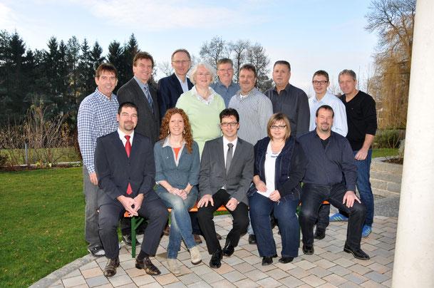 Die FUW Kandidaten 2014
