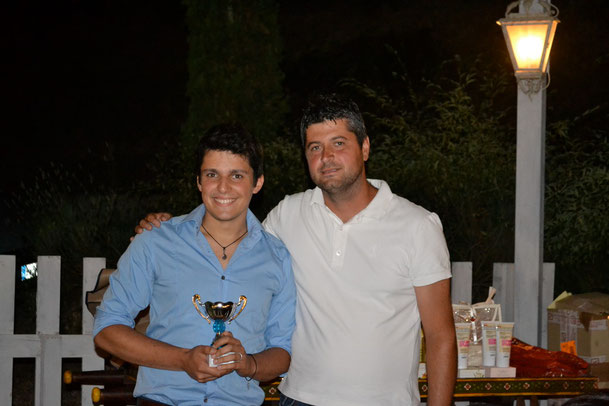 2° classificato Arzilli Fabio