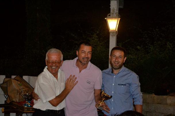 3° classificati Cangini Daniele - Corsi Stefano