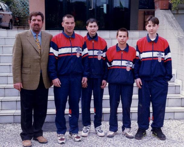 1998  ANCIC MARIO