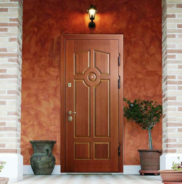 металлическая дверь в городе Можайск.