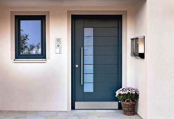 металлическая дверь входная руза