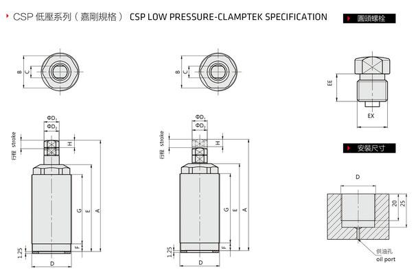 CSP CAD