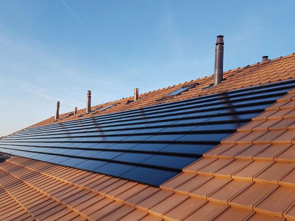 Bedachung - Kurt Strub Riken - Zimmerei | Dachbau | Spenglerei | Fassadenbau | Innenausbau