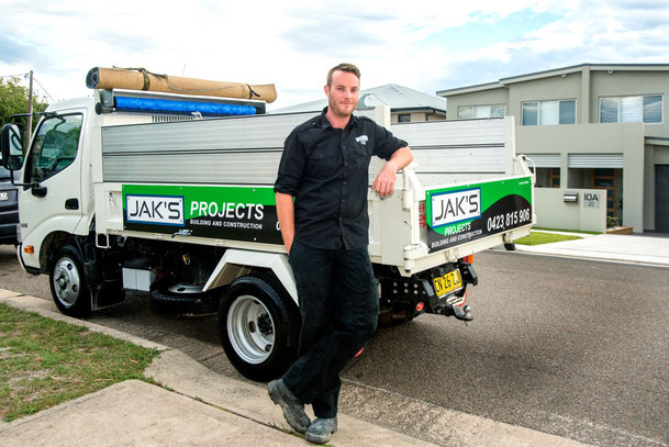 Jack Kehane founder of JAK's Projects