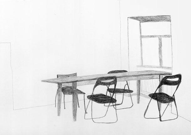 Nina Gross Zeichnung