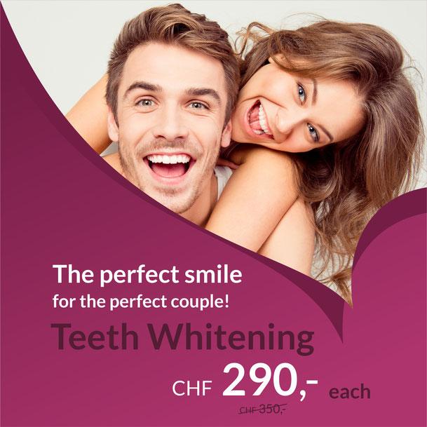 Teeth Whitening, Power Bleaching, White Teeth