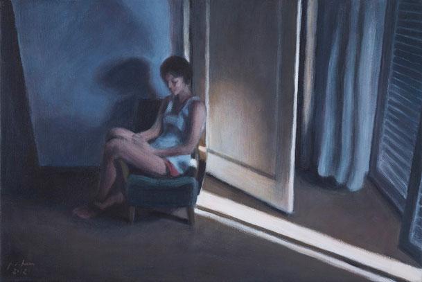 philipp christoph haas | [ohne titel] aus der serie 'interieur', 30x45cm, 2012