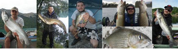 Drill Point Fishing Webshop Unterkategorie Team Bild Unternehmung