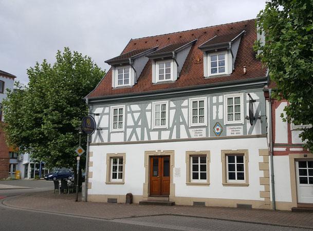 Altstadtrundgang Otterberg, Lutherische Pfarrhaus