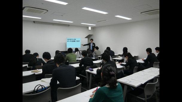 就活支援、英文法講座、ビジネス英会話などたくさんのコースがあります。