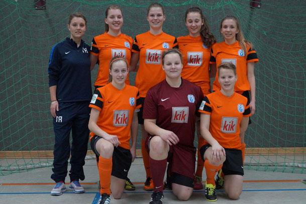 Team des SV Meppen (Zweitligist der Nord-Staffel)
