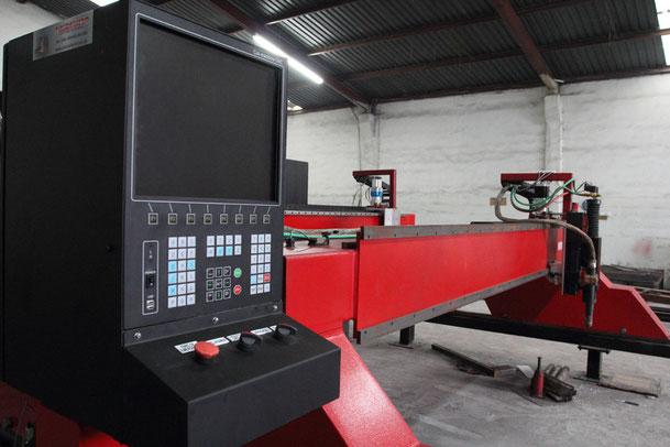 01-800-2-765327 Pantografo CNC Guadalajara