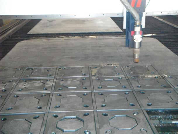 Pantografos CNC México