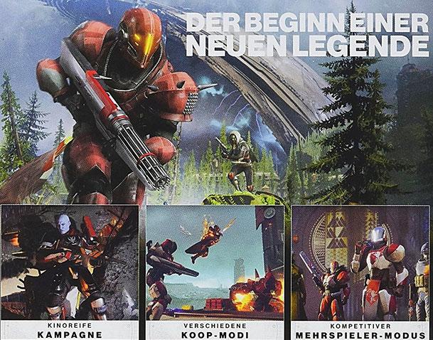 """Beste PC-Spiele 2017: """"Destiny 2"""""""