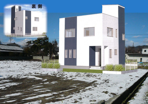 H25年7月完成予定のエーヴイエスエー信州安曇野オフィス&マクサーテクニカルサポートセンター(画像の建造物はCGです)