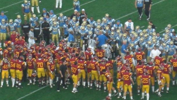 Rivalidad USC y UCLA