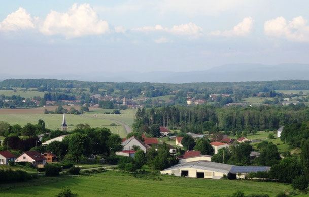 Ô prés d'ici chambres d'hôtes à Liévans - Haute-Saône - Vosges du sud - Vesoul - Lure - Luxeuil - Villersexel - Ballon de Servance