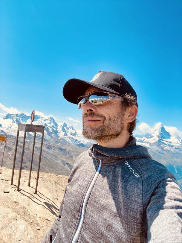 Oberrothorn Zermatt Sommer 2021