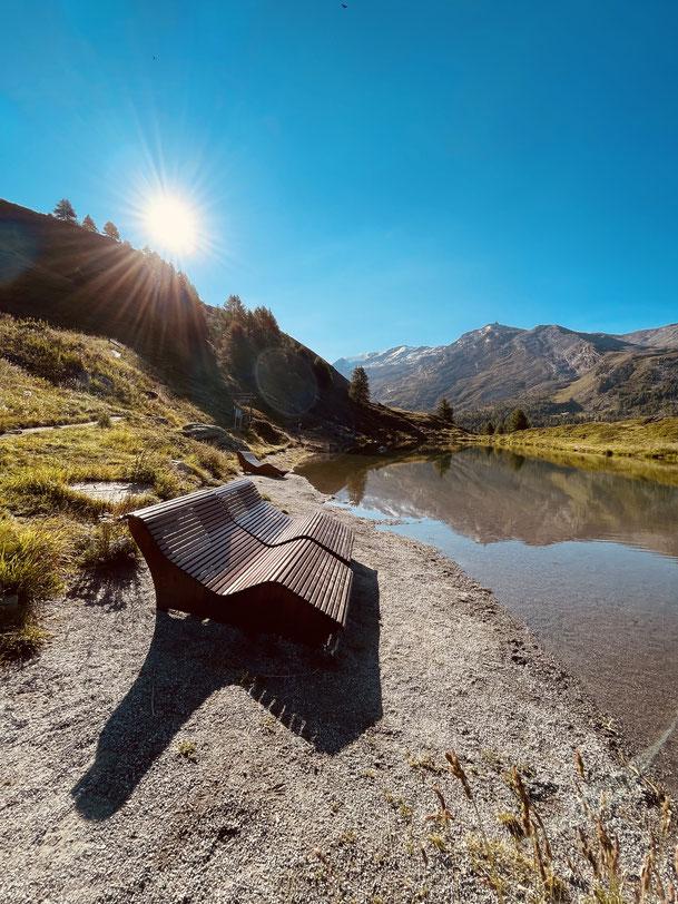 Leisee Zermatt Sommer 2021