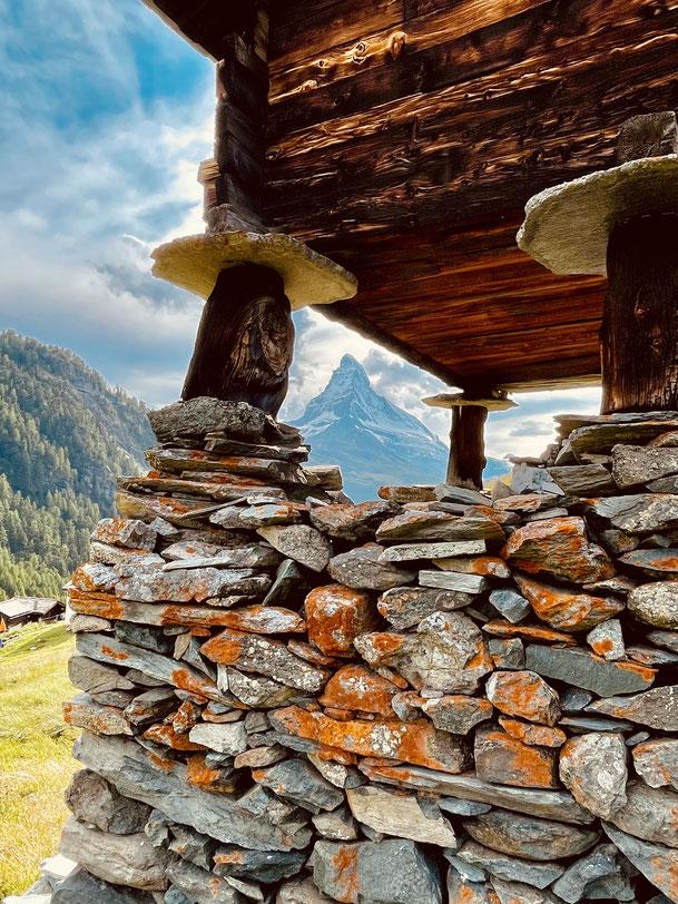 Findeln Zermatt Sommer 2021