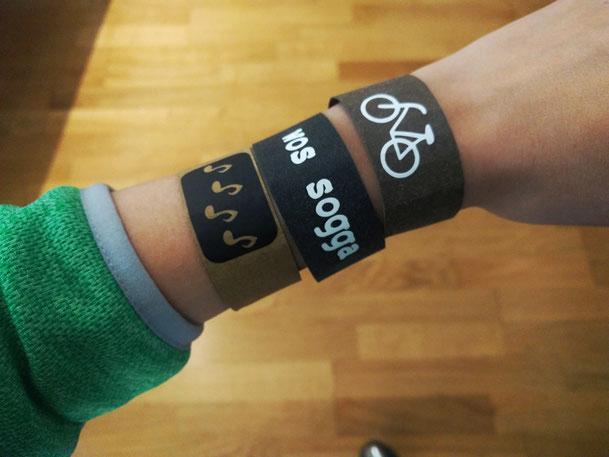 Meine Armbandkollektion aus veganem Leder von Made by Halmer