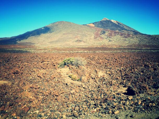 Mit dem Rennrad zum El Teide