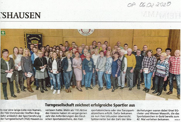 Offenbach Post 06.02.2020