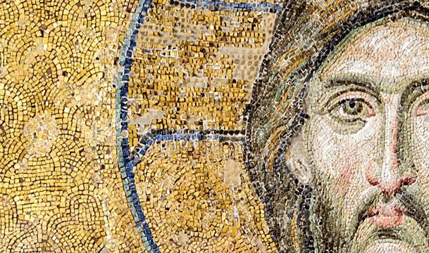「デイシス」、ハギア・ソフィア大聖堂、Myrabella / Wikimedia Commons / CC BY-SA 3.0