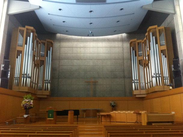 キリスト品川教会グローリア・チャペル
