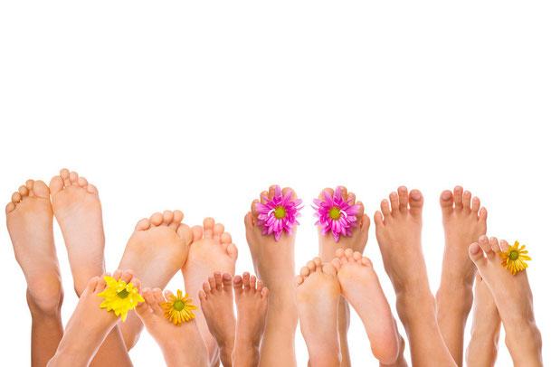 Wellness für Ihre Füße