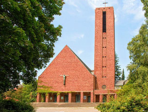 ベルリン イエス・キリスト教会 I,Berkan Wikimedia Commons