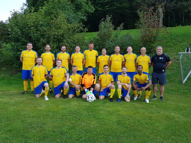 2. Mannschaft SVA Saison 2013/14