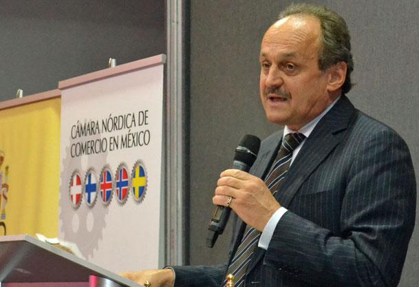 Foto: Cámara de Comercio Franco Mexicana