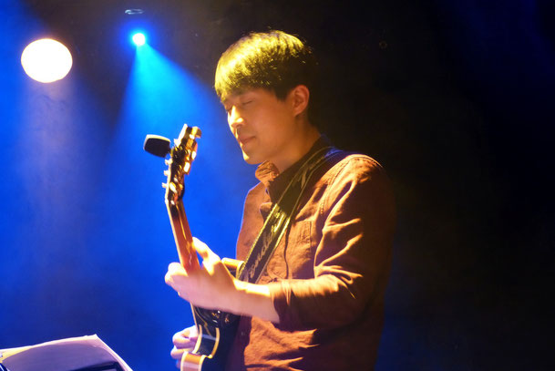 Dalhyun Lee, Becker+Funck, 30.01.15