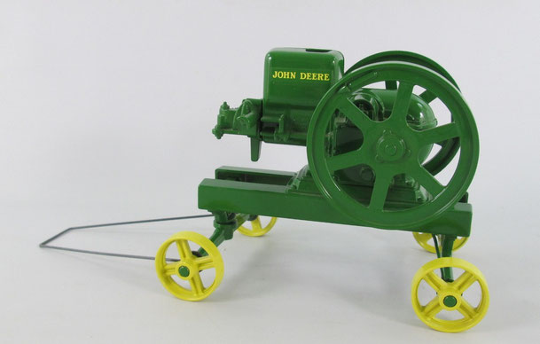 John Deere Model E Engine