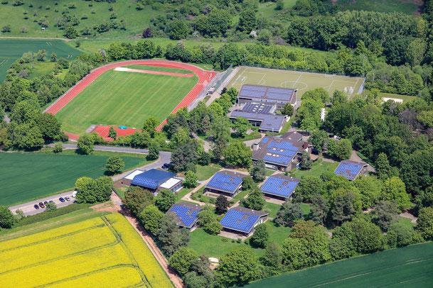 American Football Camp in der Sportanlage Ronneburg